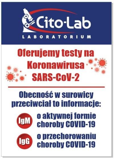 CITOLAB KORONAWIRUS 73402